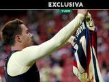 Sebastián Córdova explica festejo como Messi ante Chivas en Clásico