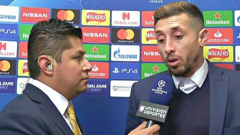 """Herrera acompañará al Porto en Inglaterra y alienta: """"Disfruten, les envío mi mejor vibra"""""""