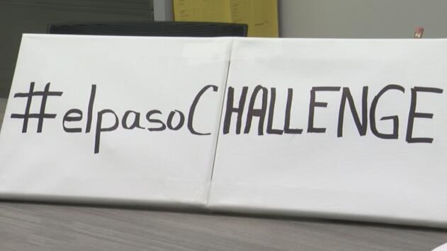 Un niño crea #ElPasoChallenge para contrarrestar la tristeza por la masacre en Texas