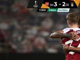 En el último suspiro Arsenal avanza a Octavos de la Europa League