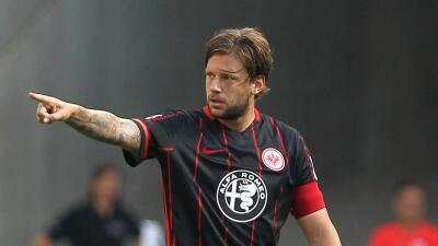 Detectaron un tumor a Marco Russ, capitán del Eintracht Frankfurt