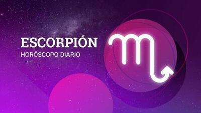 Horóscopos de Mizada | Escorpión 18 de junio de 2019