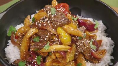 Esta receta de lomo saltado de la chef Lorena García te dejará con ganas de servirte más