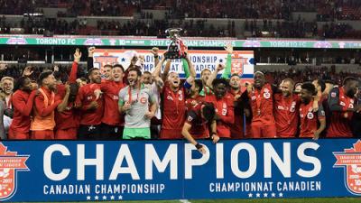 Gracias a un dramático gol de Giovinco, Toronto FC representará a Canadá en la próxima edición de la Concanchampions