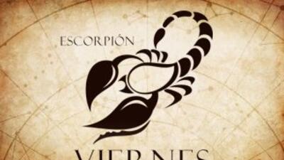 Escorpión - Viernes 13 de junio: Te surgen múltiples ideas