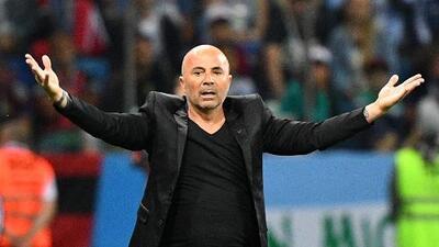 Para Marc Crosas, el único culpable del mal momento de Argentina es Sampaoli