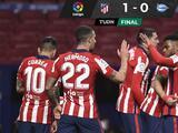 Atlético de Madrid vence al Alavés y se lame heridas tras eliminación de Champions