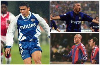 El Grupo B no solo es el del la 'muerte' en la Champions, sino también el del 'Fenómeno' Ronaldo