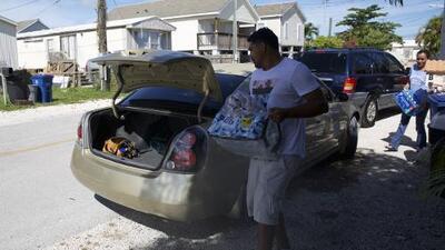 En Key West, los residentes se dividen entre hacer las maletas o quedarse pese a Irma