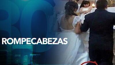 (Rompecabezas 1) No creerás lo que este hombre escribió en la suela de su zapato el día de su boda