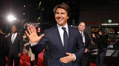 Tom Cruise atribuye su éxito profesional a la Cienciología