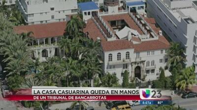 Antigua mansión de Gianni Versace está a punto de sufrir otra tragedia