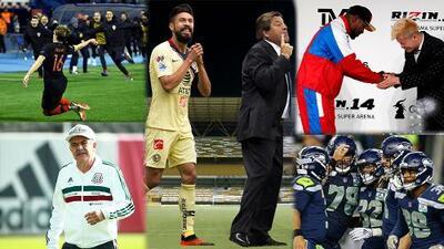 Las Cinco Más de Univisión Deportes: 'Tuca' Ferretti dirige su penúltimo partido con el Tri