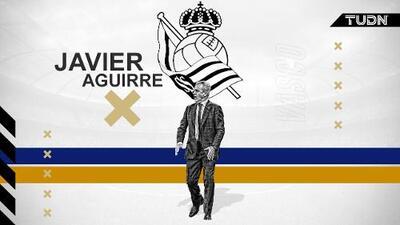 Anoeta, campo 'maldito' para Javier Aguirre