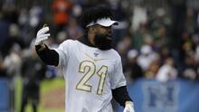 Ezekiel Elliott se muestra dudoso por el inicio de la NFL