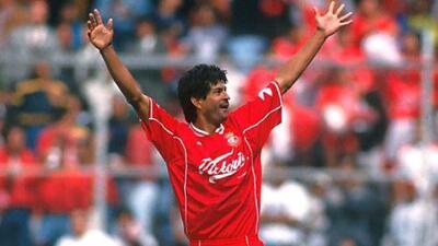 ¡Un récord imposible de romper! José Cardozo tiene la marca de máximo goleador en un torneo corto