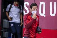 """Briseño sobre la lesión del 'Burrito' Hernández: """"La cancha se ve muy blanda"""""""