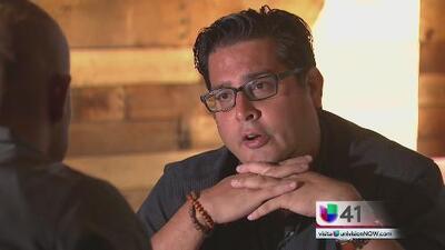 Sobreviviente hispano del 11 de septiembre narra su historia