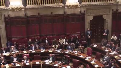 Licencias para indocumentados causan fuerte división en el senado