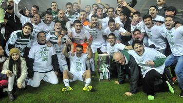 Después de 99 años, Plaza Colonia se coronó por primera ocasión en el fútbol uruguayo