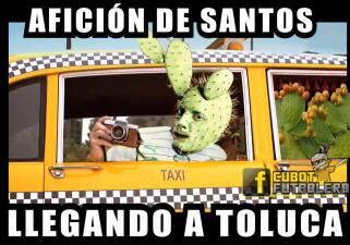 Memes de Toluca y Santos en el juego de vuelta de la final del Clausura 2018