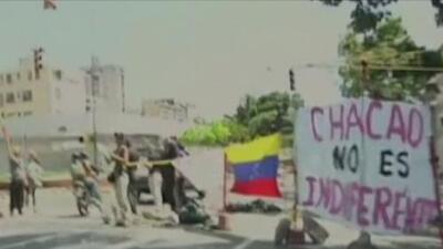 Hay una escasez de alimentos en Venezuela que ahora afecta a la población