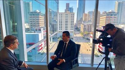 Entrevista exclusiva del Raúl Peimbert con el gobernador de Guanajuato