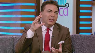 Cristian Castro confiesa si le gusta tomar leche en biberón