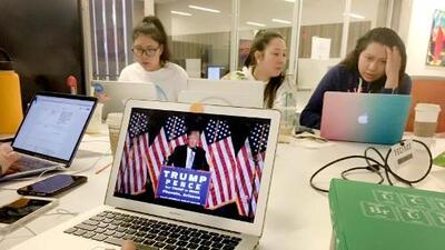 UCLA students analyzed Trump's tweets and speeches as part of DACA lawsuit
