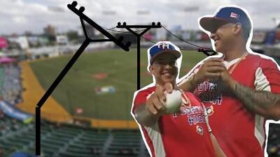 El apagón en Puerto Rico no impidió que Daddy Yankee participara en este juego de Grandes Ligas