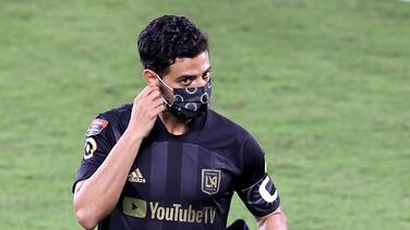 Tema de Covid impidió que Carlos Vela jugara con LAFC