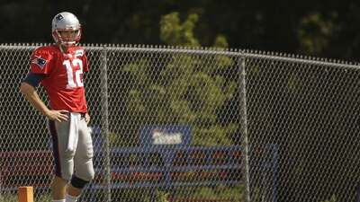 Tom Brady: Yo amo el fútbol americano, estoy emocionado de poder jugarlo de nuevo