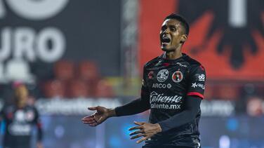 El 'Xolo', Fidel Martínez, es el goleador de la Copa Libertadores