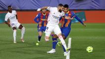 Benzema anota gol nueve Clásicos después