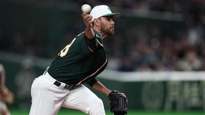 Joakim Soria, la experiencia mexicana en la lomita, está listo para otra temporada de Grandes Ligas