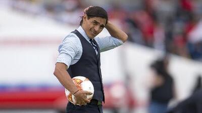 Pese a la derrota, Juan Francisco Palencia destacó el buen trabajo de Lobos BUAP