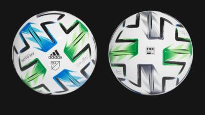 La MLS revela a NATIVO XXV que le rinde tributo a un balón de culto en el soccer