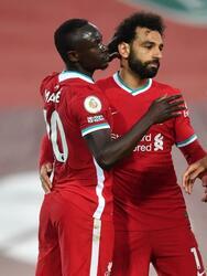 Sadio Mané y Thiago Alcántara le vuelven a poner una sonrisa al Liverrpool luego de haber empatado tres partidos consecutivos.