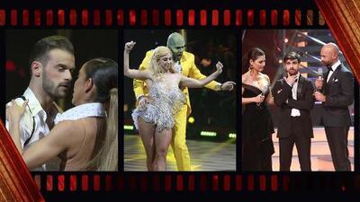 Un beso, un perdón y bailes de película: así fue la mejor gala de MQB