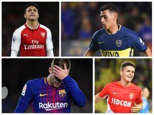 Alexis Sánchez, Pavón, Deulofeu y Rakitic, los protagonistas de los rumores en el fútbol de Europa