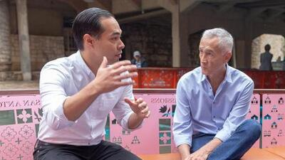 """Real America with Jorge Ramos: Julián Castro says he's the """"antidote to Donald Trump."""""""