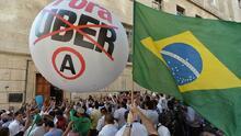 La fórmula brasileña para controlar a Uber: hacerlos pagar por el uso de las calles