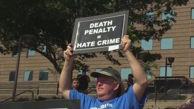Alzan la voz en Dallas para buscar abolir la pena de muerte