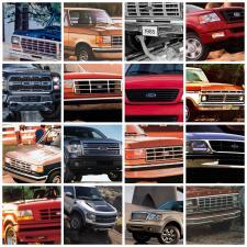 La Ford Serie-F cumple 40 años como la línea de pickups más vendida en Estados Unidos
