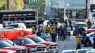 Atrincheramiento con rehenes en supermercado de Los Ángeles termina con una mujer muerta y el sospechoso arrestado