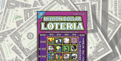 Residente de Round Rock gana un millón de dólares con raspadito