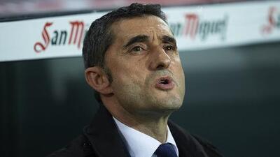 """Ernesto Valverde se exige tras su renovación: """"Estoy obligado a ganar títulos"""""""