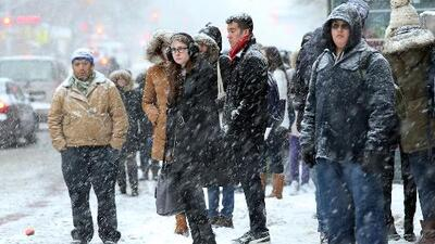 Clima ártico se apodera lentamente de Estados Unidos