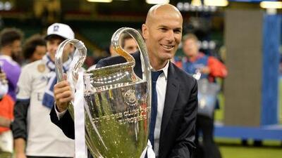 """""""No soy el mejor entrenador del mundo"""": Zidane"""