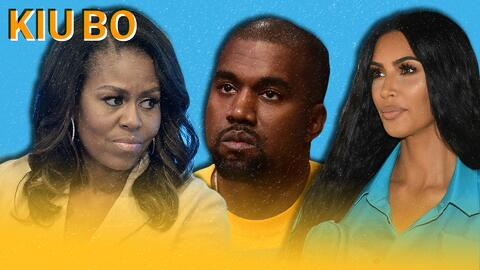 Michelle Obama: ¿la única que podría salvar a Kanye West?